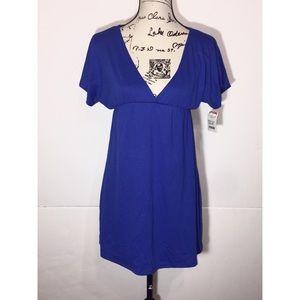 Arizona Jeans Fit & Flare Kimono Sleeve Dress